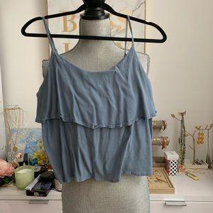 Grey blue B.P. Cami